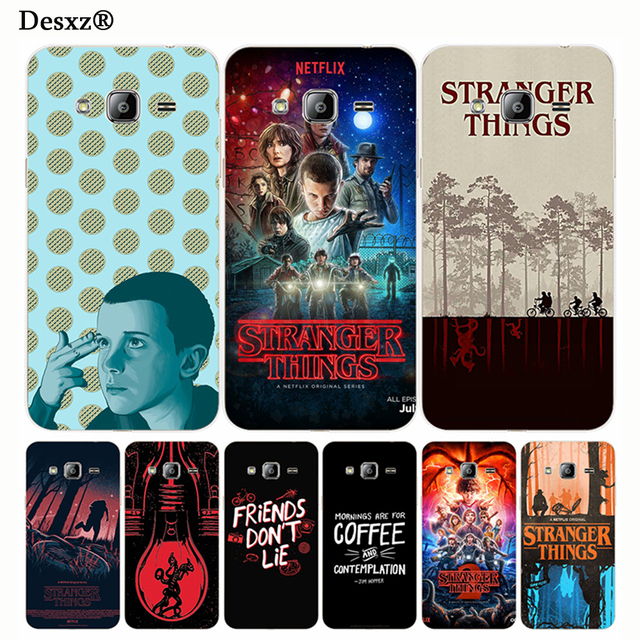 stranger thing coque samsung j3 2016