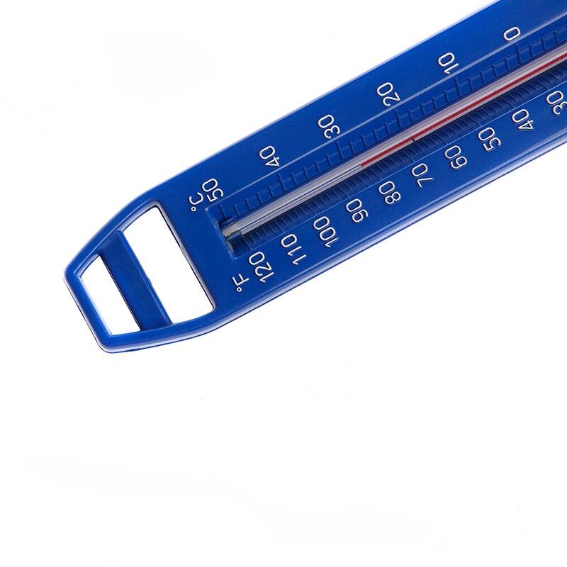 Swimming Pool Spa Hot Tub Bath Temperature Thermometer Blue