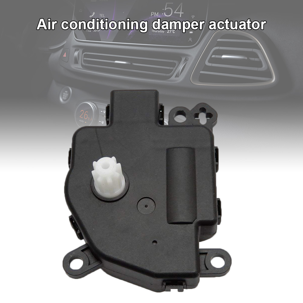US $11 1 49% OFF|New Heater Blend Door Actuator 68018109AA for Chrysler 200  Dodge Avenger Jeep Compass Ram CSL2018-in Air-conditioning Installation
