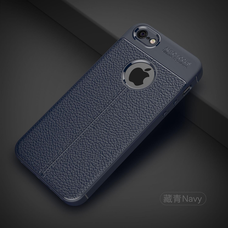 Shockproof Luxury Leather Soft iPhone Case 10