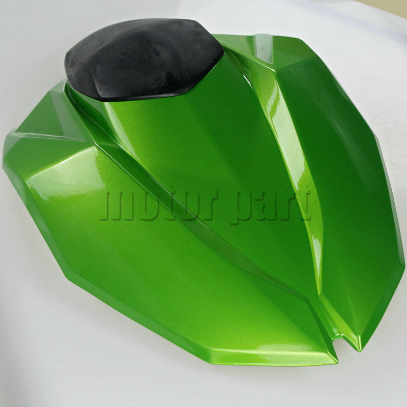 For 2012-2015 Kawasaki Z800 Z 800 Motorcycle Rear Passenger Seat Cover Cowl Green 12 13 14 15 lamp light digital wireless switch remote control 3 way port on off 220v receiver transmitter for led light fuli