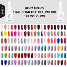 Azure Beauty 120 Colors Nail Gel Polish For Art DIY Design Long-Lastig Soak-off UV Lacquer Manicure Varnish