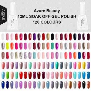 Azure Beauty 120 Colors Nail G