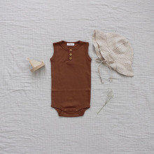 Knit Rompers Baby Boys Girls