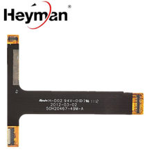 heyman flex cable for htc desire v t328w motherboard flat cable ribbon  replacement