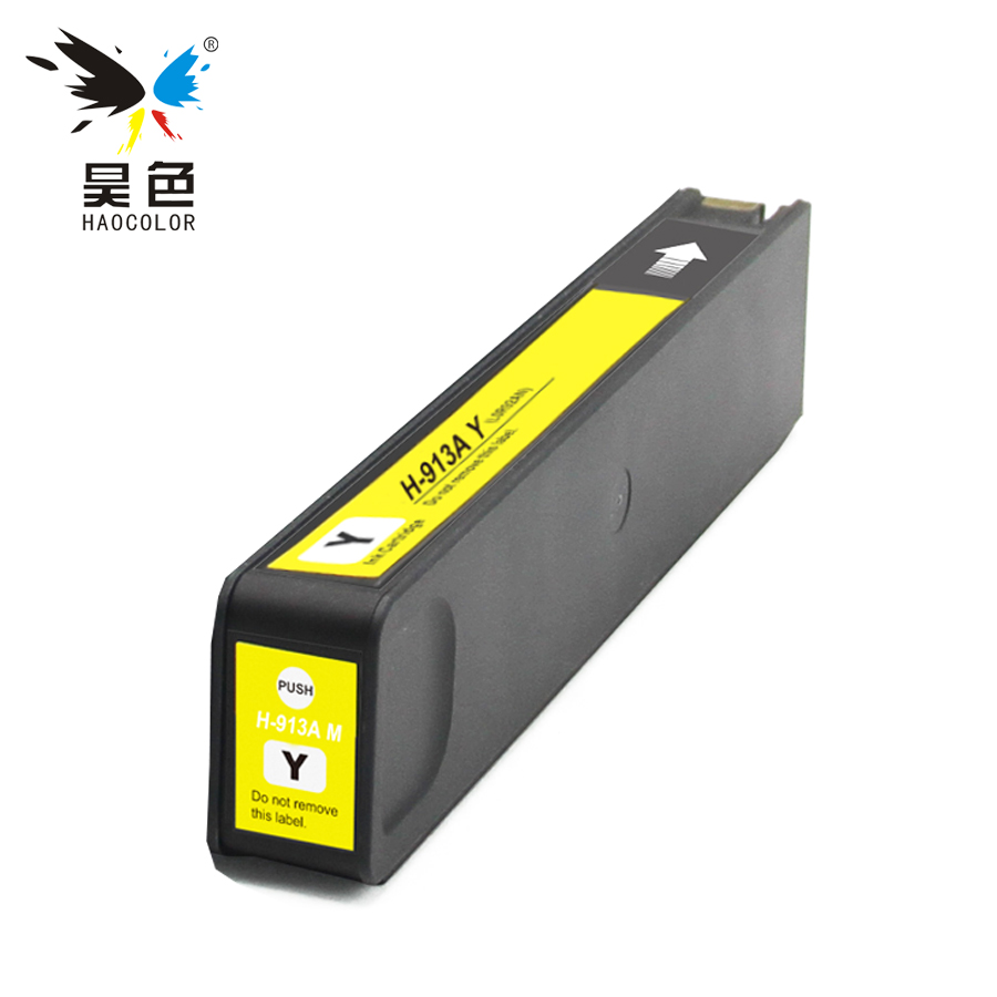 Yellow color remanufactured pigment based Ink Cartridges For HP 913 913A HP913 HP913A origin cartridges an incremental graft parsing based program development environment