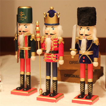 Set of 3 pieces Original Design Wooden Puppets