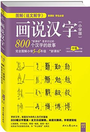 Chinese character picture books dictionary for advanced learners learning 800 Chinese character hanzi with Pinyin chinese russian dictionary learning chinese tool book chinese character hanzi book