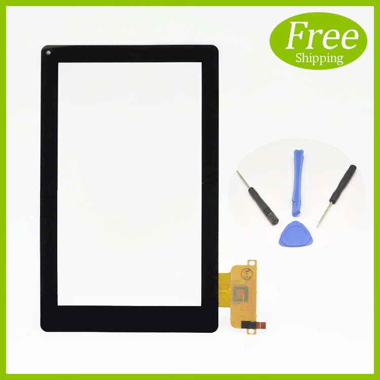 ФОТО 100% Guarantee New Replacement Touch Screen Digitizer For Amazon Fire Kindle 5 Tablet PC Panel 5114L FPC-3 With Tools