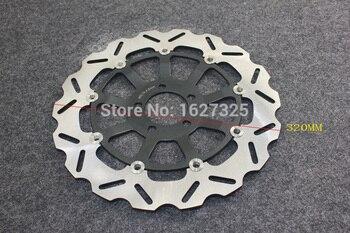 Brand new Motorcycle Rear Brake Disc Rotors For KAWASAKI ZZR 1200 C1H/C2H 2002-2004 Universel