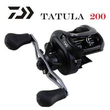 NEW 2019 DAIWA  TATULA 200 H 200HL 200HS 200HSL low profile fishing reel Casting Reel 7BB + 1RB