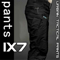 Hot New Ix7 Military Outdoors City Tactical Pants Men Sport Army Training Combat Outdoor Trousers Men