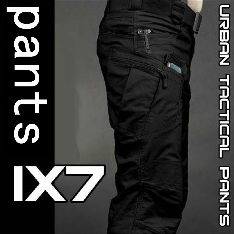 Hot New High Quality Ix7 Military City Pants Men Army Combat Trousers Men Casual Full Length