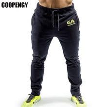 2017 New Men's Cotton Performance Lounge Pants Fashion Fitness Workout Pants Casual Sweatpants Trousers Jogger Pants Homewear
