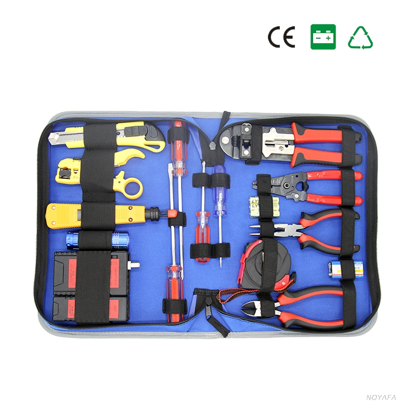 NOYAFA New Networking Toolkits ! Free Shipping NF 1508 Cable Tester with punch down tool wire stripper in cable installation