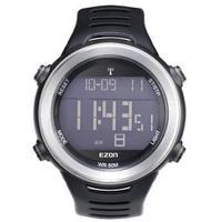 EZON reloj L002A01 mens ocio al aire libre deporte Smart digital onda cepter reloj auto correcta sincronización de tiempo con la hora local