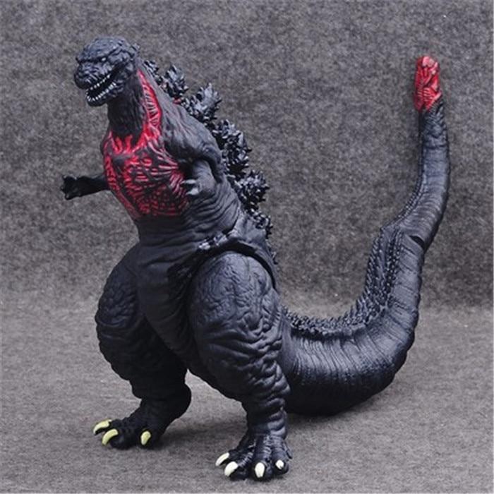 7 zoll Cartoon Film Godzilla PVC Action-figuren Füße und Hände Bewegliche Sammeln Modell Spielzeug Kinder Spielzeug Geschenke für Kinder