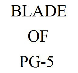 Blade Of PG-5 Cable Stripper