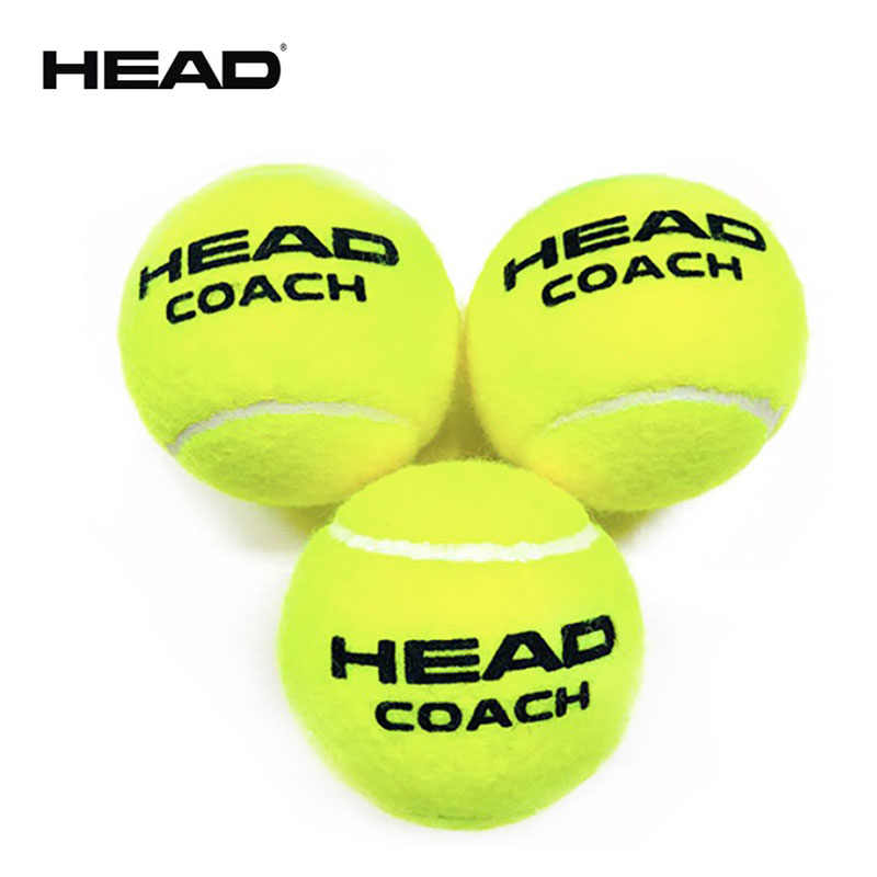 Professional HEAD Tennis Cricket Balls With Free Tennis Ball Bag For Training And Practice 6 ps/12 pcs Original
