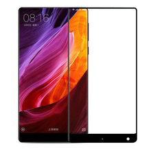 """10 PCS/LOT  2.5D HD Ultral Clear Tempered Glass Display Protector Shatterproof Bubble Free for Xiaomi MIX Mi combine 6.four """""""
