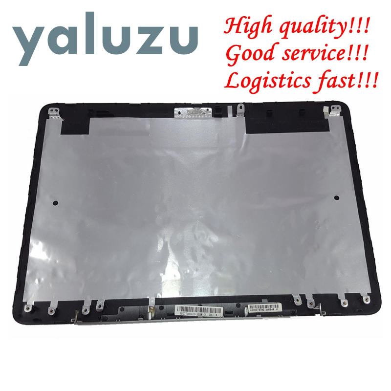 все цены на YALUZU used for Toshiba Satellite A500 A500-18Q LCD Screen Back Rear Top Lid Cover K000075790 lcd top case black