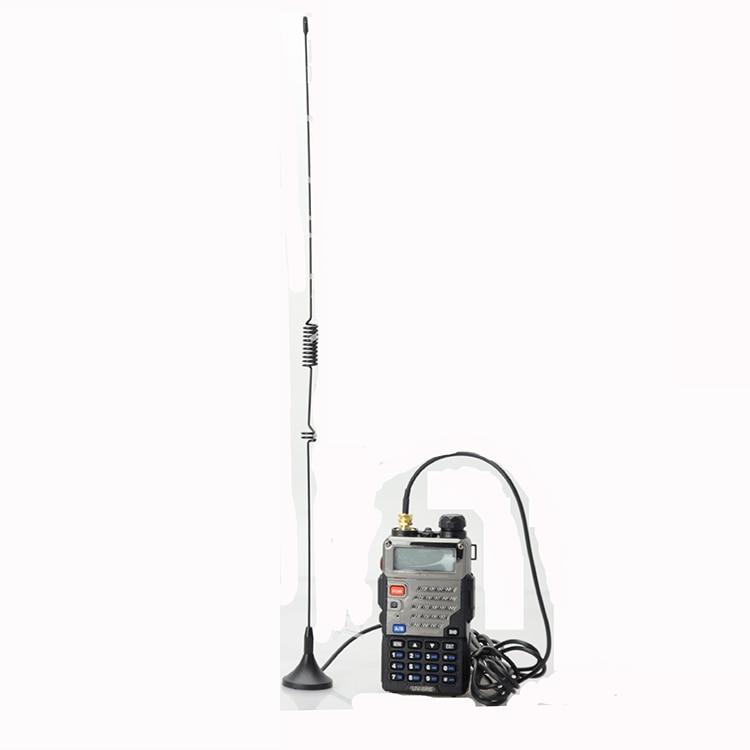 Baofeng NAGOYA ut-106uv портативная рация антенна diamond SMA-F ut106 для любительского Радио Baofeng UV-5R BF-888S UV-82 uv-5re Длинные Антенны
