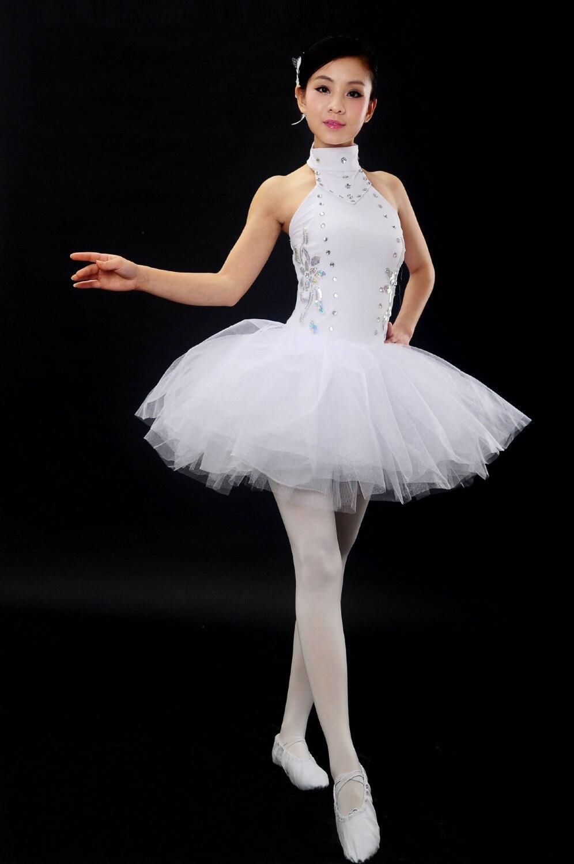 Free Shipping Ballet Dress For Children Girls Tutu Ballet Leotards For Women Classical Professional Ballet Tutu Adults Dancing