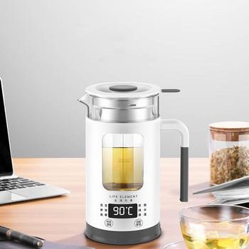 Kbxstart Auto Electric Kettle Multifuction 220V Mini Portable Kettle Water Milk Tea Boiler Pot Heath Preserving Pot