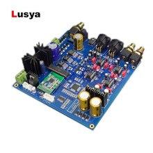 ES9038PRO DAC декодер ies и CSR8675 bluetooth 5,0 беспроводные входные форматы pcm и DSD коммутация APTX HD T0481