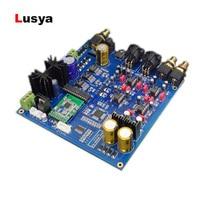 ES9038PRO DAC decoder I2S and CSR8675 bluetooth 5.0 wireless input PCM DSD switching APTX HD T0481