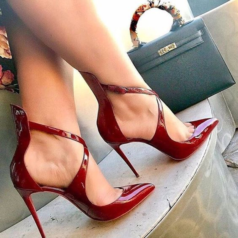 Heel high in sexy shoes texas