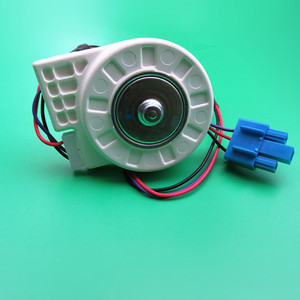 Image 3 - new refrigerator ventilation fan motor for Haier refrigerator 0064000944 DLA5985HAEH BCD 579WE reverse rotary motor