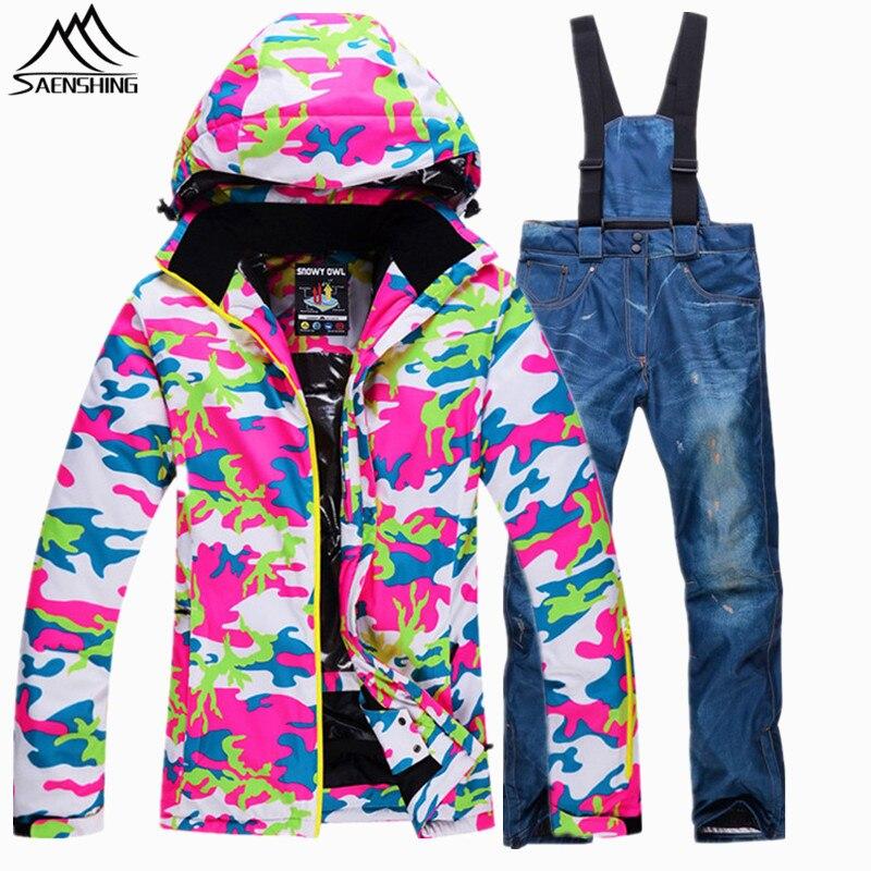 Compra ski pants denim y disfruta del envío gratuito en AliExpress.com efb388d7836