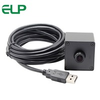 2MP Low Light USB Camera H.264 30fps 1920x1080P Sony IMX322 Machine Vision Webcam Security USB Camera with 3m usb cable