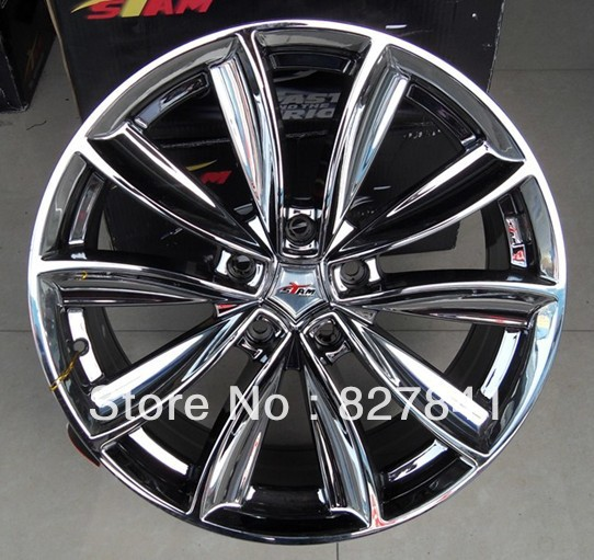 new design replica alloy wheels COOL DESIGN FOR YOUR CAR-in Rims ...