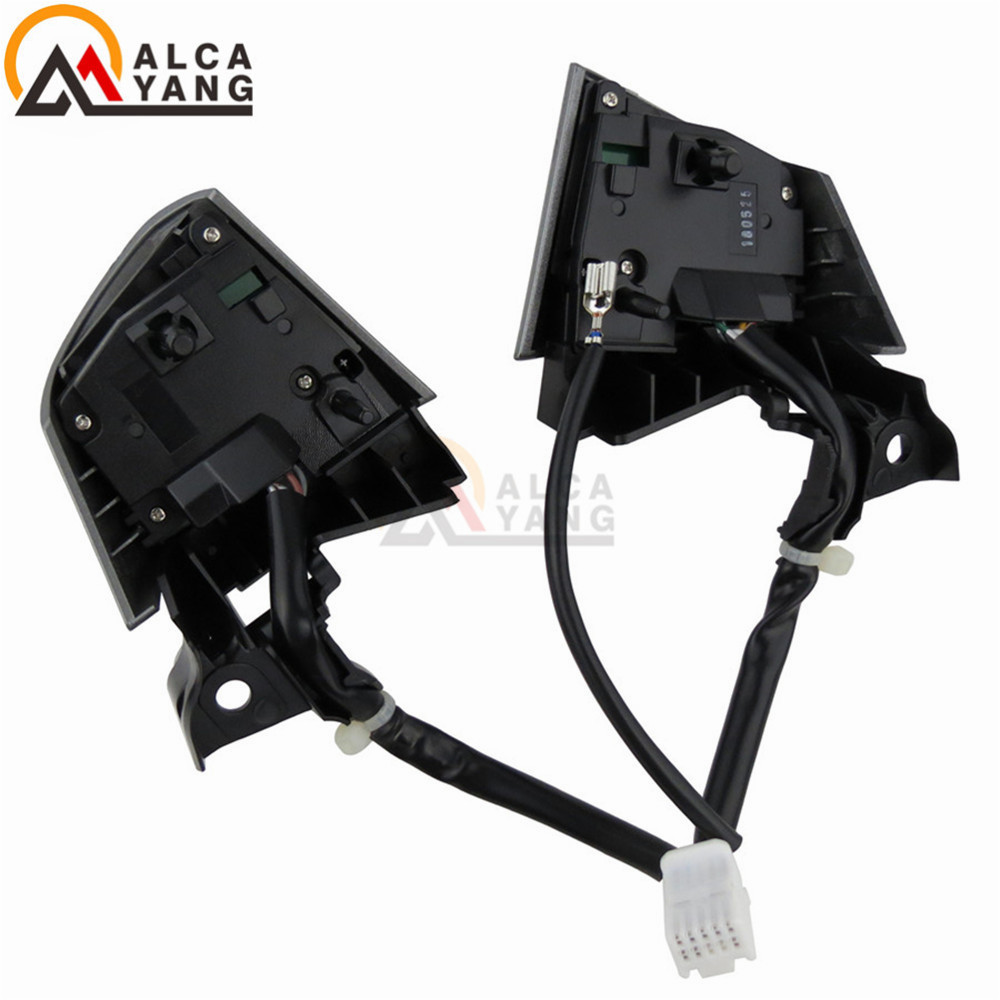 Image 3 - Premier Quality Steering Wheel Switches buttons for Toyota Corolla / Wish / Rav4 / Altis OE Quality-in Car Switches & Relays from Automobiles & Motorcycles