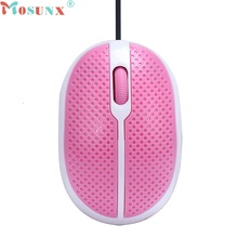 Beautiful Gift New 1200 DPI USB Wired Optical Gaming Game Mice Mouse For PC Laptop Wholesale price Jan08