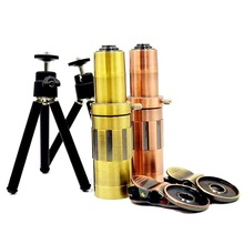 Big sale 20x Zoom Optical Telescope Camera Telephoto Lens For Smartphone Universal Portable Mobile Phone lens for iphone/Samsung Android