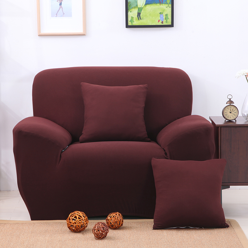 Simple And Elegant One Seater Recliner Cover Retro