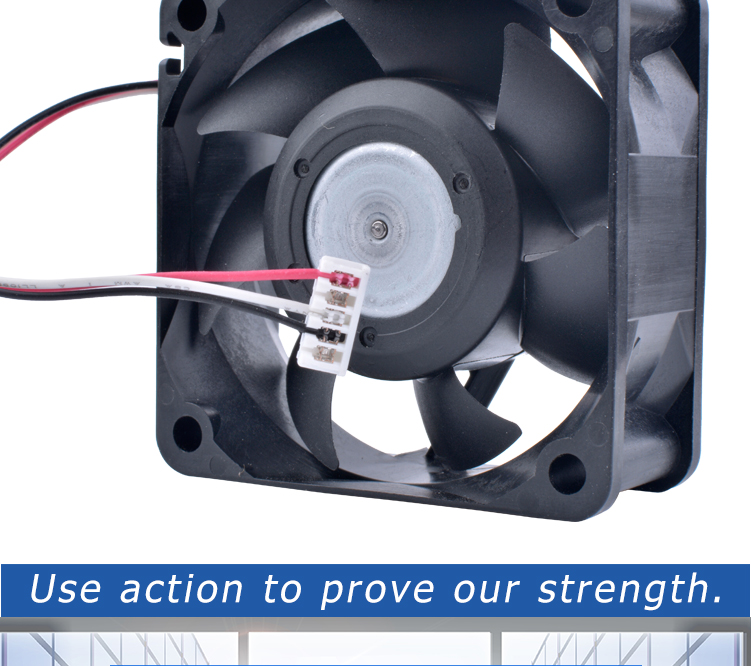 COOLING REVOLUTION U60T24MS3A7-54 6cm 6025 60mm fan 24V 0.09A Brand new original inverter cooling fan