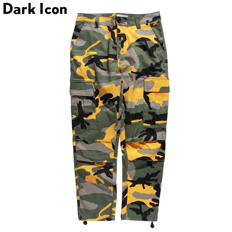 Mens Army Clothing Tactical pants military Work Wear Many Pocket Combat Army Style Straight Trousers S