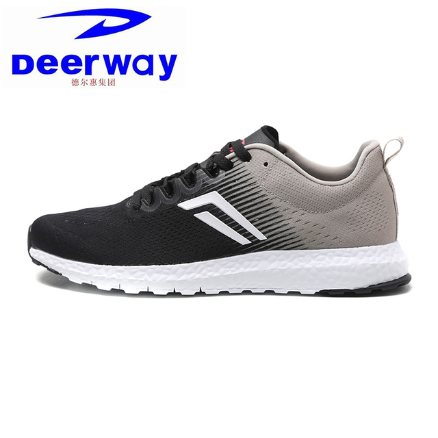 Deerway Outdoor Running Damens Schuhes Damens Running Light air Mesh Breathable Flats ... d0b6db