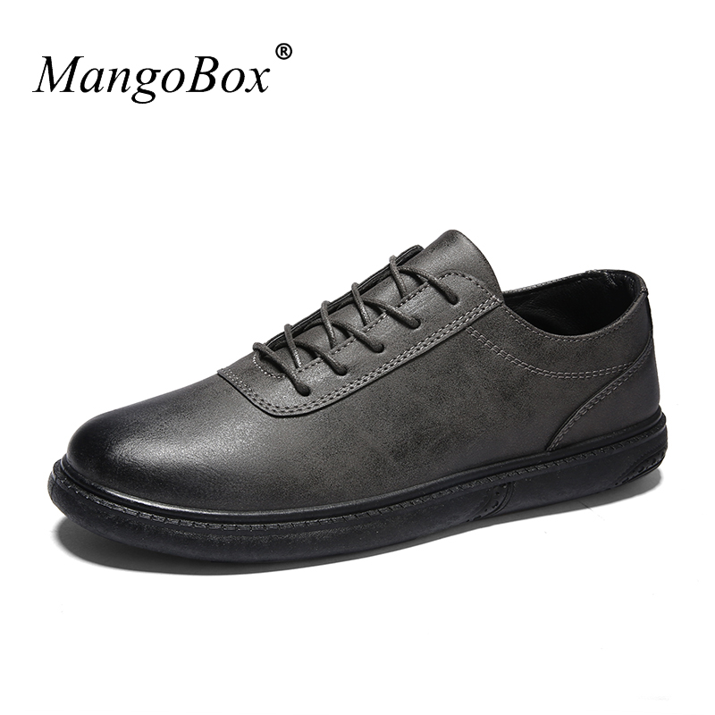 2018 Classic Brand Black Sneakers Men Lace-Up Leather Shoes Casual Low Top Flat Shoes Mans Comfortable Male Sneakers black sequins embellished open back lace up top