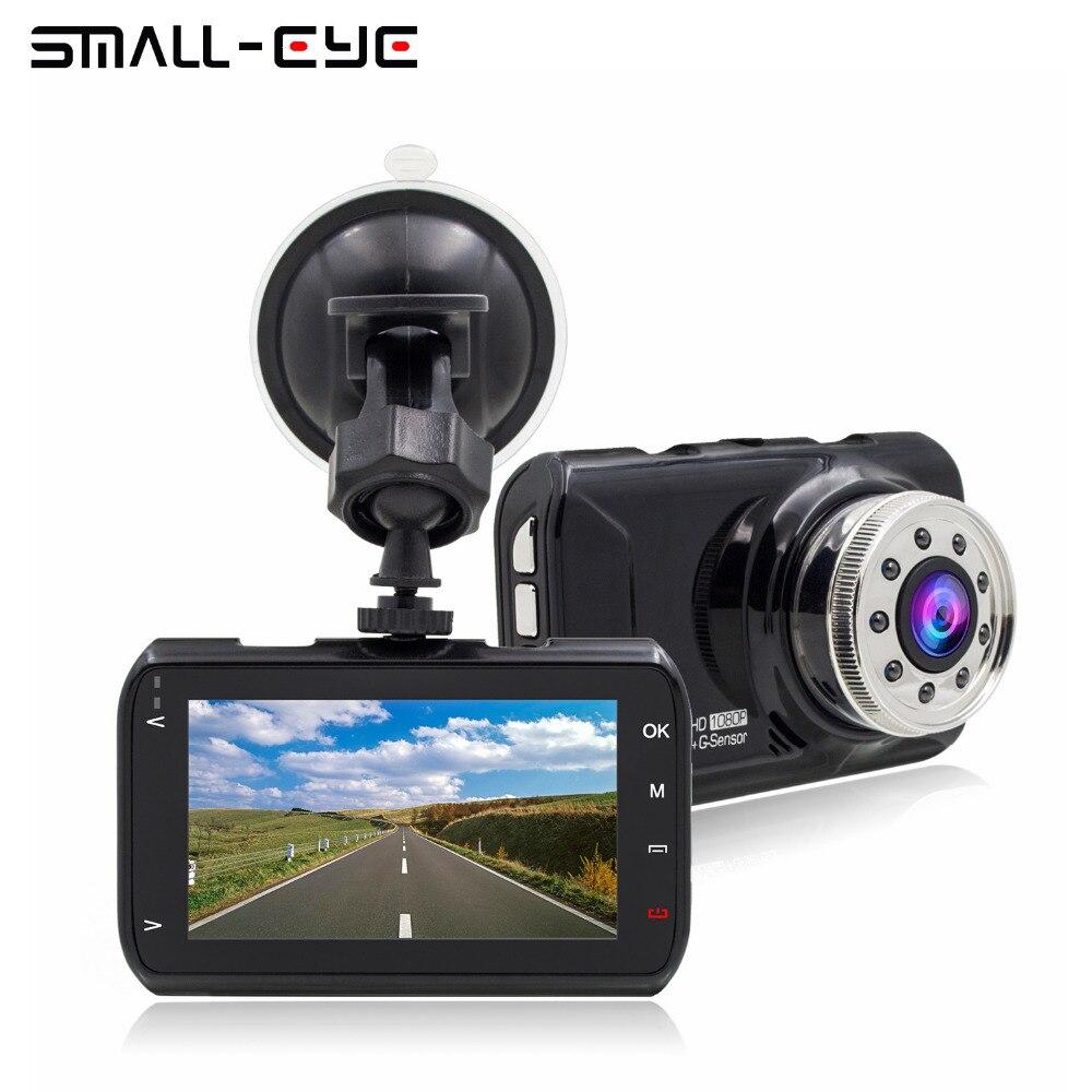 SMALL-EYE 3.0 LCD Novatek Voiture DVR Caméra Dashboard Enregistreur Vidéo Full HD 1080 P avec WDR Enregistrement En Boucle