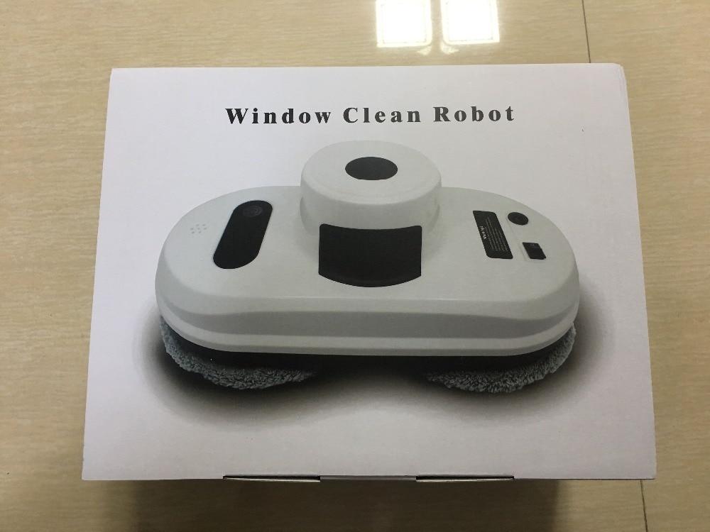 En nøgle start fjernbetjening våd og tør robot vinduesrenser, - Husholdningsapparater - Foto 4