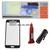 Novo 2016 frente de vidro exterior para samsung j5 (5.2 polegadas) Kit De Substituição Da Tela LCD Cola UV e Luz UV