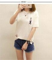 tshirt cross Jesus tees tops Christian shirt unisex women fashion tshirt baptism J743