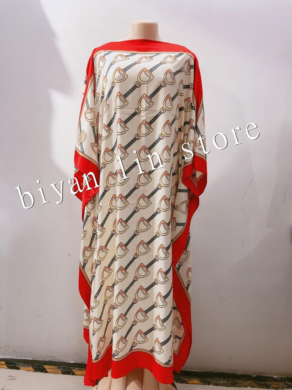 Длина платья: 130 см, обхват груди: 130 см, 2020, новые модные платья, женские платья с принтом Дашики, длинное платье/платье Yomadou с цветным рисунком, большие размеры Африканская одежда      АлиЭкспресс