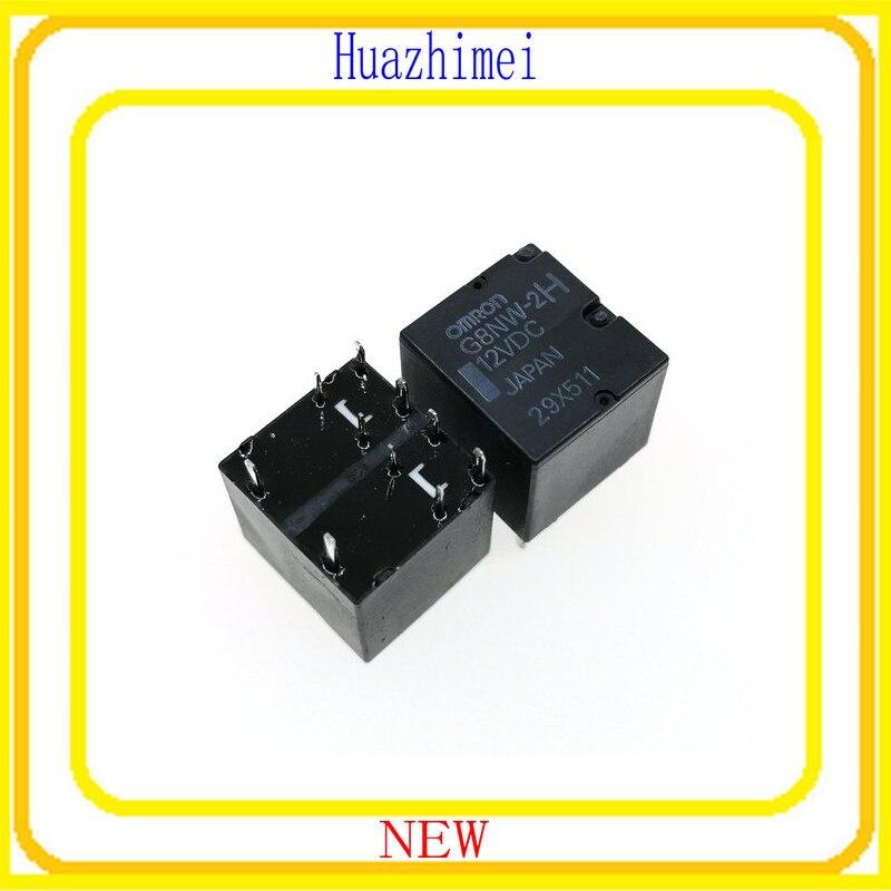 5PCS/LOT NEW Auto Relay G8NW G8NW-2U-12VDC G8NW-2H-12VDC G8NW-2L-12VDC G8NW-2S-12VDC DIP10 12V hot new relay g8qe 1a 12vdc g8qe 1a 12vdc g8qe1a 12vdc dc12v 12v dip6 5pcs lot