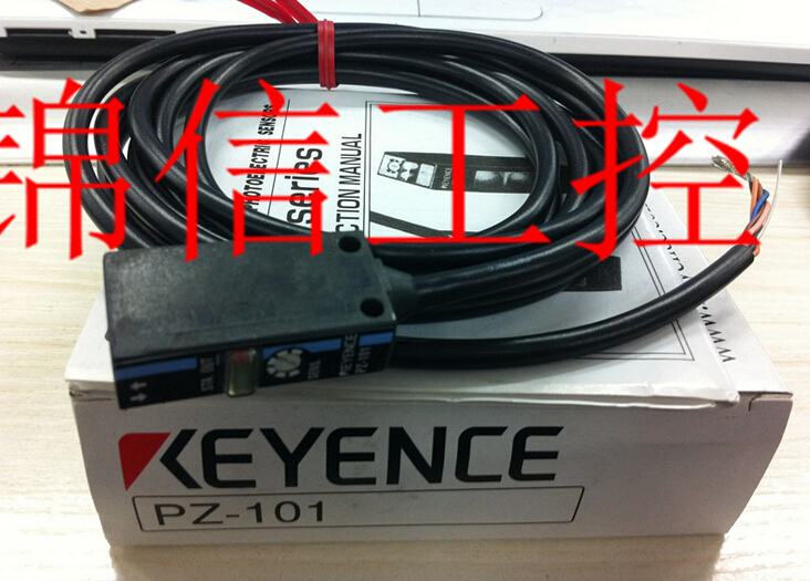 PZ-101 KEYENCE photoelectric sensor